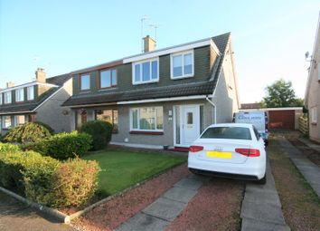 Thumbnail 3 bed semi-detached house for sale in Airds Avenue, Dumfries