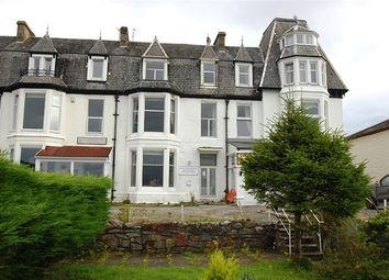 Thumbnail 22 bed terraced house for sale in Victoria Parade, Dunoon, Argyll