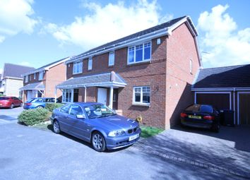 Thumbnail 3 bed semi-detached house to rent in Willow Wood Close, Burnham, Slough
