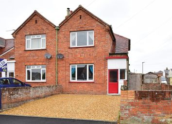 Thumbnail 3 bed semi-detached house for sale in William Street, Ryde, Isle Of Wight