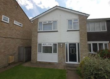 Thumbnail 3 bedroom semi-detached house to rent in Berkeley Close, Stevenage, Herts