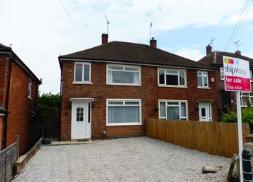 Thumbnail 3 bed semi-detached house for sale in Deane Road, Hillmorton, Rugby