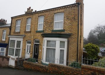 Thumbnail 2 bed end terrace house for sale in Highfield, Scarborough