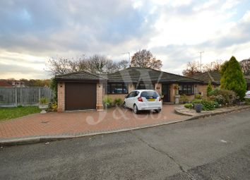 Thumbnail 3 bed detached bungalow for sale in Ferndene, Bricket Wood, St. Albans