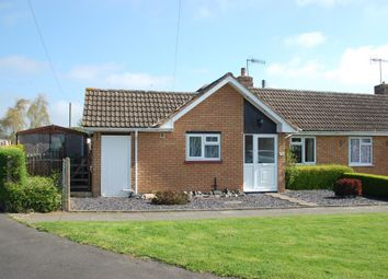 Thumbnail 1 bed terraced bungalow for sale in St. Matthews Close, Salford Priors, Evesham