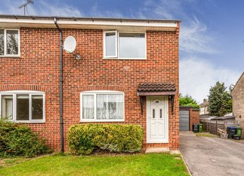 Thumbnail 2 bed semi-detached house for sale in Barn Close, Corsham