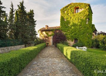 Thumbnail 8 bed detached house for sale in Val di Pesa, Florence, Tuscany, Italy