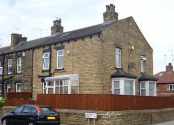 Thumbnail 5 bedroom end terrace house for sale in Halliday Street, Pudsey