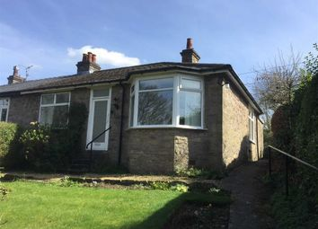 Thumbnail 2 bed semi-detached bungalow for sale in Buxton Road, Whaley Bridge, Derbyshire