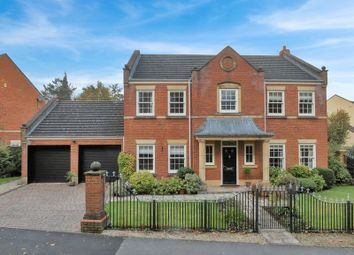 Thumbnail 5 bed detached house for sale in St. Josephs Way, Nantwich