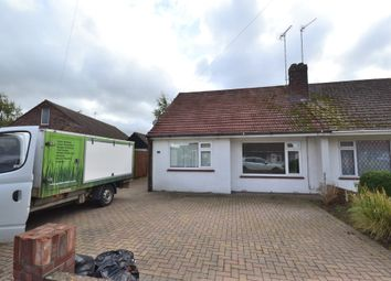 Thumbnail 3 bed semi-detached bungalow to rent in Heath Road, Wivenhoe, Colchester