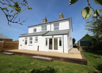 Thumbnail 4 bed semi-detached house for sale in Rockhead Street, Delabole