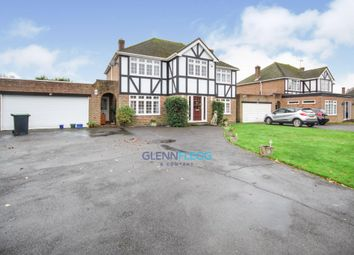 Thumbnail 5 bed detached house to rent in The Fairway, Burnham, Slough