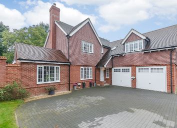 Thumbnail 5 bed detached house for sale in Fleming Road, Wendover, Aylesbury