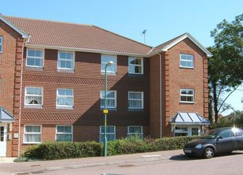 Thumbnail 2 bed flat for sale in Gatekeeper Chase, Rainham, Gillingham