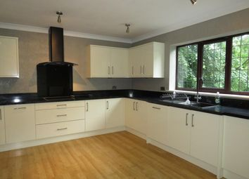 Thumbnail 4 bed detached house to rent in Derby Road, Ambergate, Belper