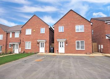 Thumbnail 3 bed detached house to rent in Hawker Close, Birmingham