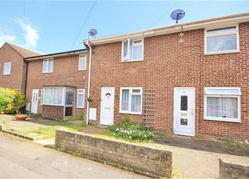 Thumbnail 2 bed terraced house for sale in Slepe Crescent, Poole