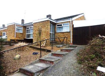 Thumbnail 3 bed bungalow to rent in Scott Road, Wellingborough