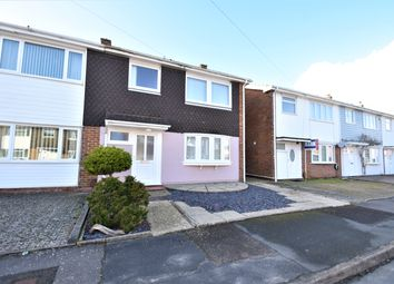 Thumbnail 3 bed end terrace house to rent in Parker Close, Gosport