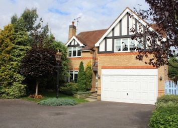 Thumbnail 4 bed detached house for sale in Eskdale Close, Mansfield