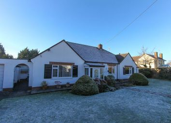 Thumbnail 3 bed detached bungalow for sale in Edward Road West, Clevedon
