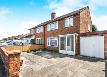 Thumbnail 3 bedroom semi-detached house for sale in Uplands Road, Willenhall