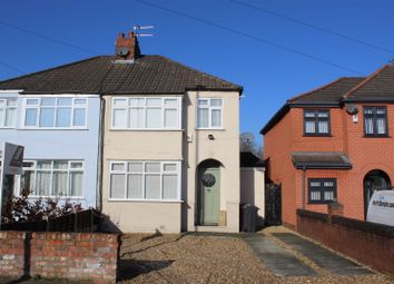 Thumbnail 3 bed semi-detached house for sale in Campbell Drive, Knotty Ash, Liverpool