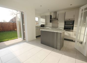 Thumbnail 4 bed town house to rent in Station Road, Croston, Leyland