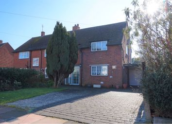 3 bed semi-detached house for sale in Parkfield Avenue, Eastbourne BN22