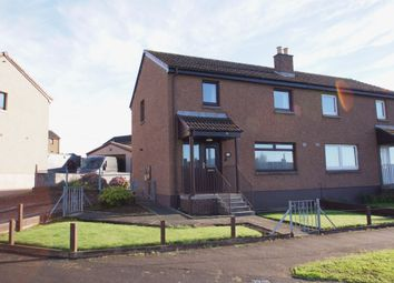 Thumbnail 2 bedroom semi-detached house for sale in Kenmount Drive, Kennoway, Leven