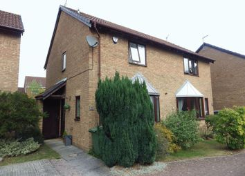 Thumbnail 3 bedroom semi-detached house for sale in Boursland Close, Bradley Stoke, Bristol