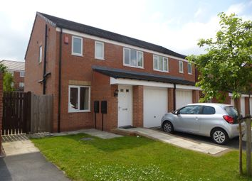 Thumbnail 3 bed semi-detached house for sale in Templing Close, Barnsley