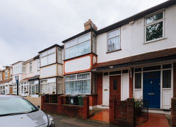 Thumbnail 3 bed terraced house for sale in Woodend Road, London
