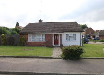 Thumbnail 2 bed detached bungalow for sale in Bracondale Avenue, Istead Rise, Gravesend, Kent