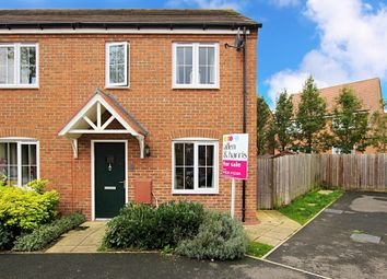 Thumbnail 3 bed end terrace house for sale in Pathfinder View, Chilton, Didcot