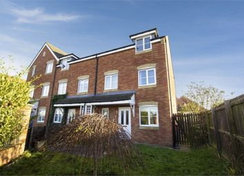 Thumbnail 4 bed end terrace house for sale in Heather Lea, Blyth, Northumberland