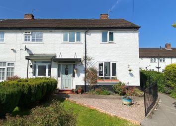 Thumbnail 3 bed end terrace house for sale in School Road, Handforth, Wilmslow