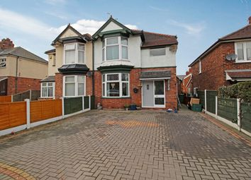 Thumbnail 3 bed semi-detached house for sale in Wharton Road, Winsford