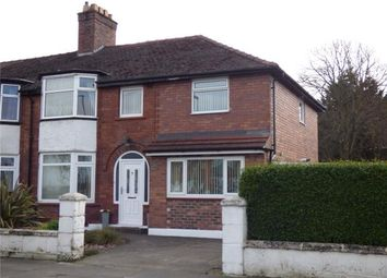 Thumbnail 4 bed semi-detached house for sale in Warwick Road, Carlisle, Cumbria