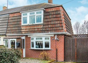Thumbnail 3 bedroom semi-detached house for sale in Stanberrow Road, Hereford