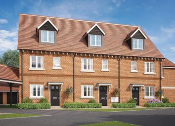 Thumbnail 4 bed terraced house for sale in Grove Meadows, Station Road, Wantage