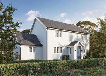 Thumbnail 3 bed detached house for sale in Llangammarch Wells