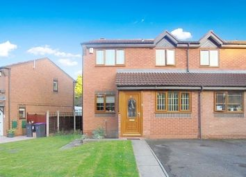 Thumbnail 3 bedroom semi-detached house for sale in Whimbrel Close, Leegomery, Telford