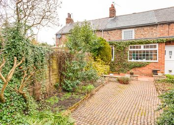 Thumbnail 1 bed terraced house for sale in Back Lane, Hambleton, Selby, North Yorkshire