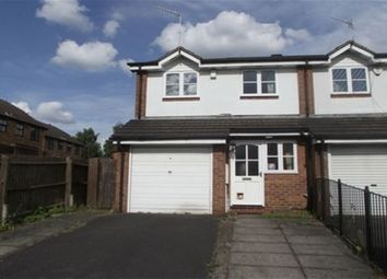 Thumbnail 3 bedroom semi-detached house to rent in 72 Heron Drive, Lenton