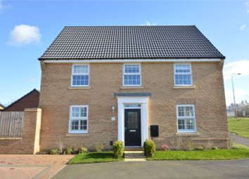 Thumbnail 4 bed detached house for sale in Castle Grove, Wetherby, West Yorkshire