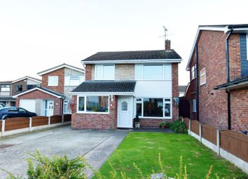 Thumbnail 3 bed detached house for sale in Heol Dafydd, Wrexham