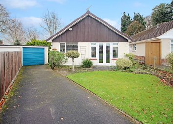 Thumbnail 2 bed detached bungalow for sale in Woodcock Gardens, Warminster