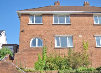 3 bed semi-detached house for sale in Milton Road, Newport, Gwent NP19